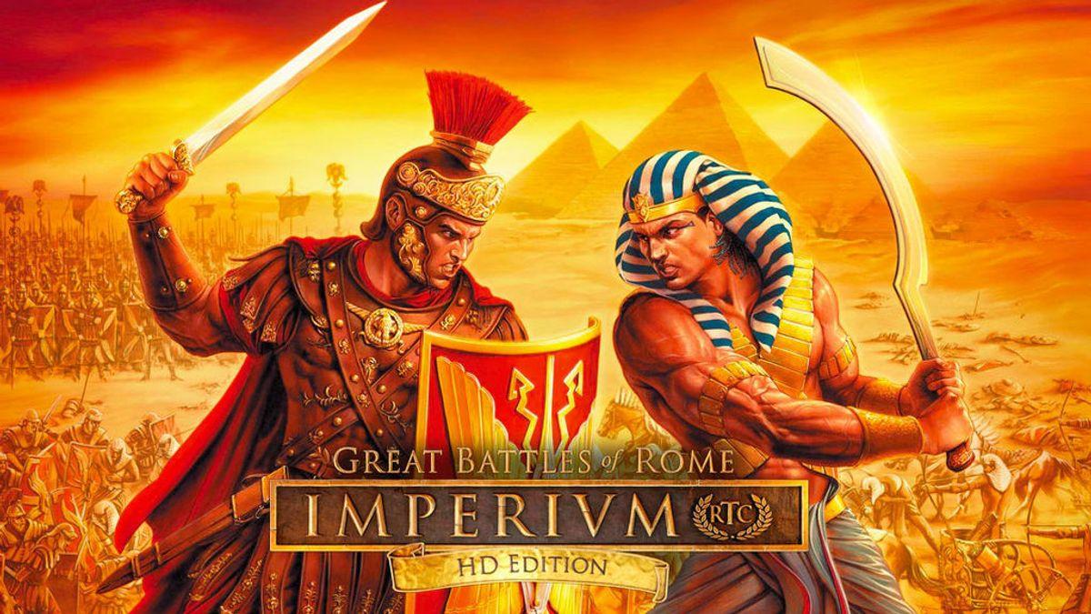 Imperivm HD quiere seguir haciendo historia con su campaña de Kickstarter