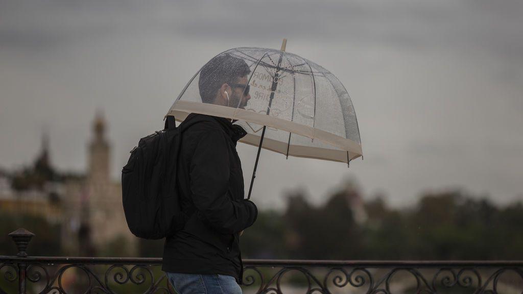 Las lluvias se van a extender el fin de semana: el tiempo que hará en España hasta el Domingo de Pascua