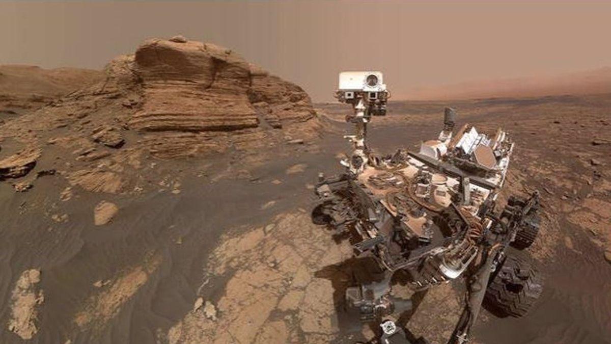 Mont Mercou, el nuevo hallazgo del Curiosity en Marte que comparte materiales con esta región de Francia