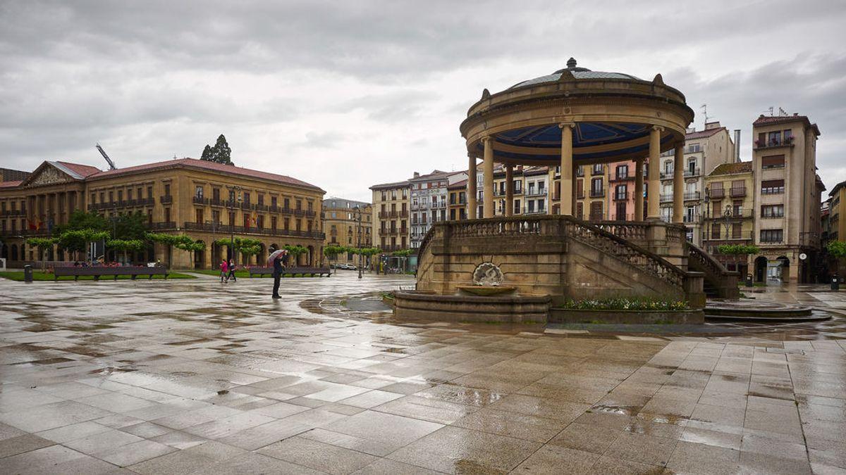 El otoño se repite en Navarra: la mayor incidencia y el precedente de la curva nacional