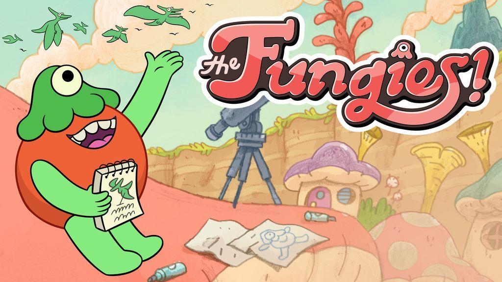 Boing estrena el lunes '¡Los Fungies!', serie de animación que fomenta el interés por la ciencia a través de sus personajes champiñón