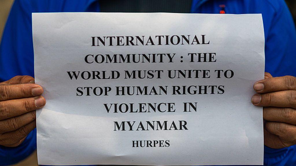 EEUU ordena a todos sus funcionarios no esenciales que abandonen Birmania