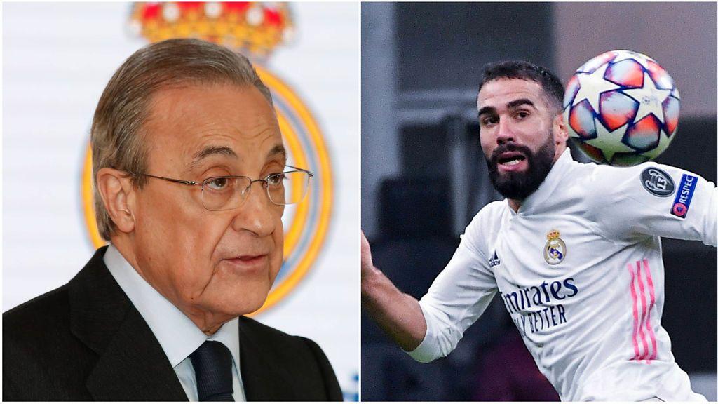 El fichaje tapado del Real Madrid para darle competencia a Carvajal: internacional español y a buen precio