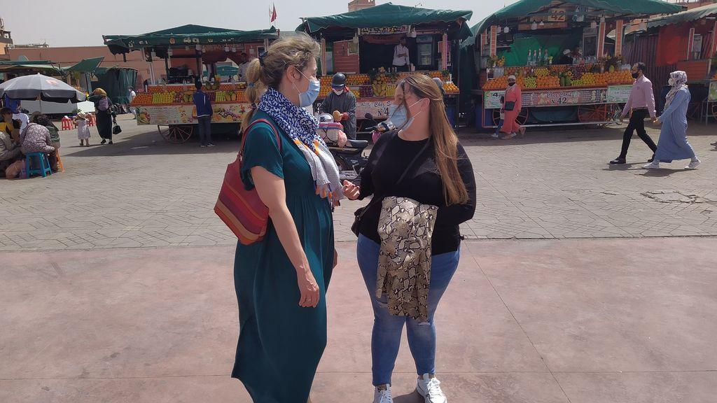 3000 turistas españoles varados en Marruecos