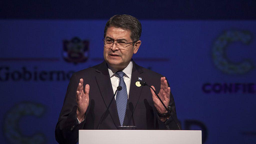 El hermano del presidente de Honduras es condenado a cadena perpetua en EEUU por narcotráfico