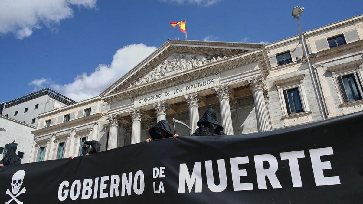 Las batallas judiciales de Abogados Cristianos, la asociación que ahora se querella contra Pablo Iglesias