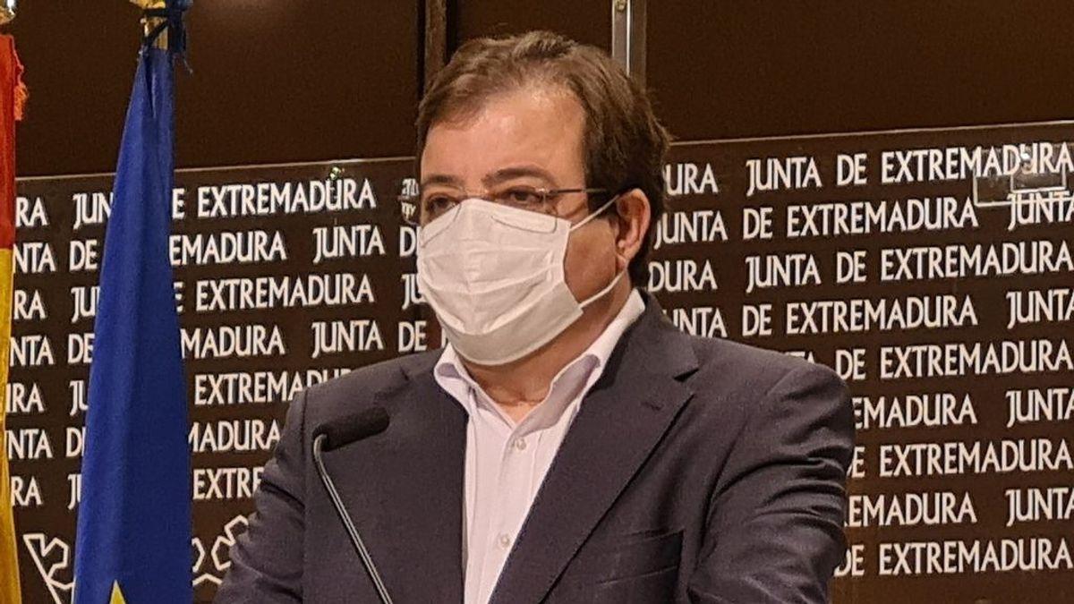 Guillermo Fernández Vara será vacunado este viernes con la primera dosis de Astrazeneca