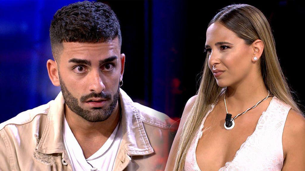 """Claudia 'brota' contra Toni: """"¡Eres un fantasma y un sinvergüenza!"""""""