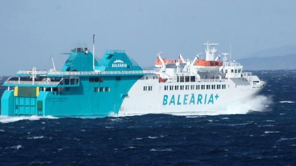 Un nuevo barco repatriará a los los españoles varados en Marruecos