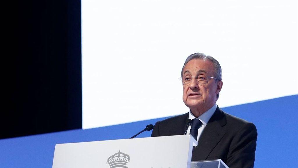 El Real Madrid pide a la junta electoral que convoque elecciones a la presidencia