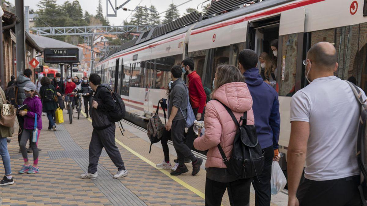 Los casos de coronavirus en Madrid suben a 2.563 y los muertos a 24