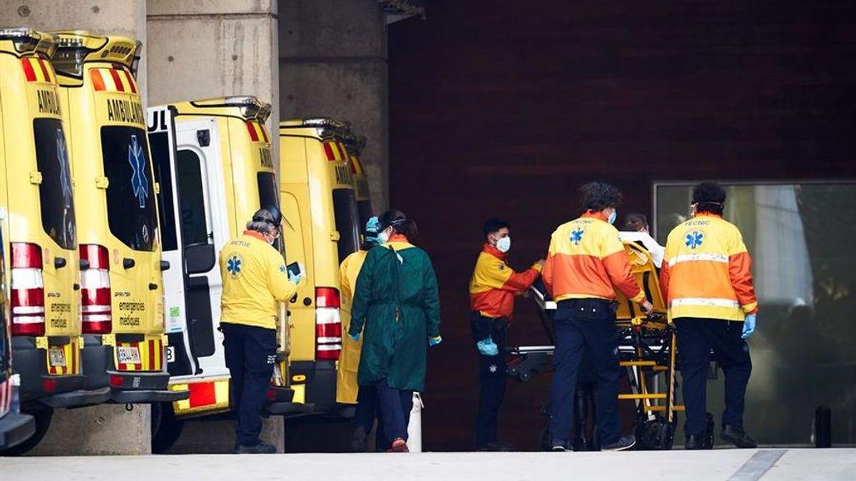 1.876 nuevos positivos y 12 fallecidos en Cataluña en las últimas 24 horas
