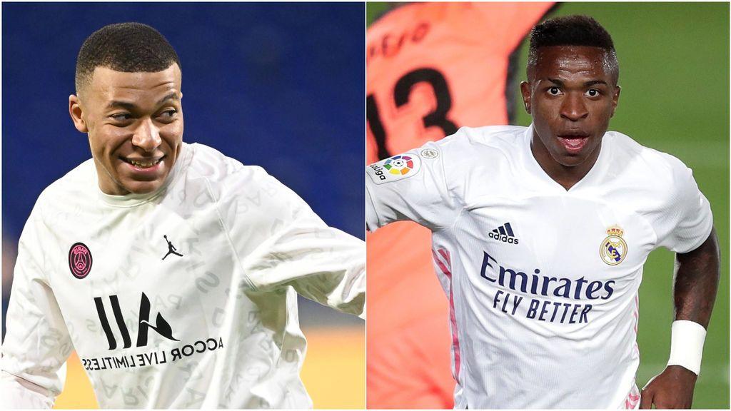 El Real Madrid se niega a meter a Vinicius en el fichaje de Mbappé pero ofrece a Varane