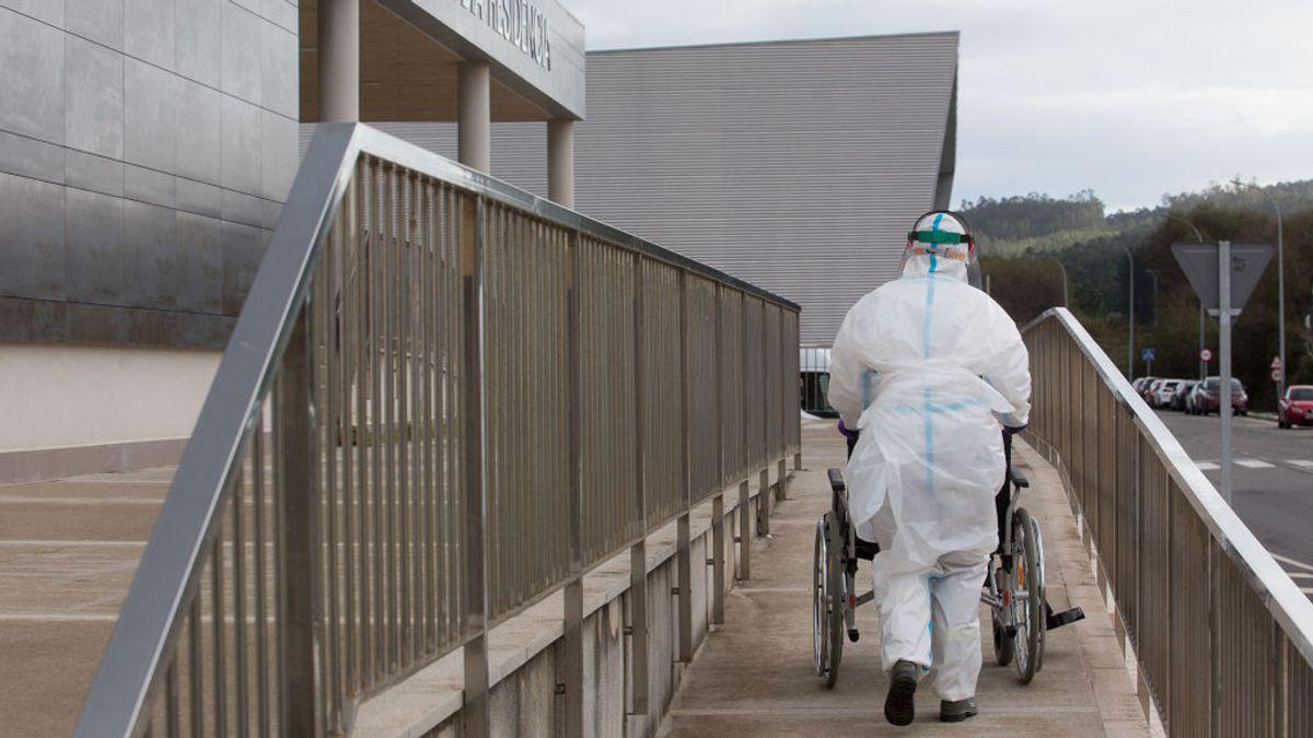 Las residencias gallegas, libres de usuarios con coronavirus tras siete meses con positivos