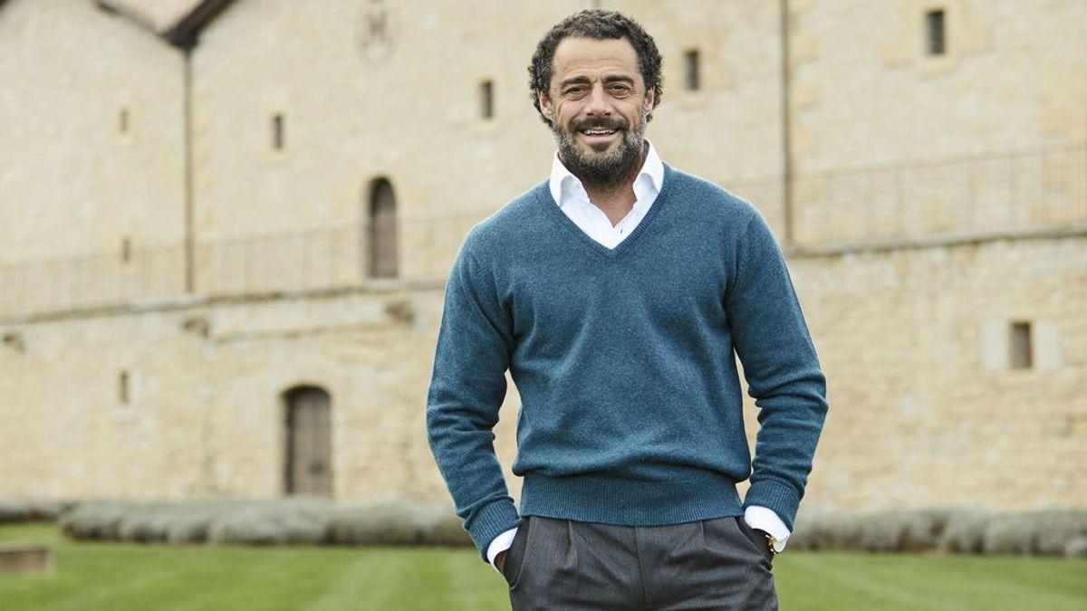 Vicente Cebrián, conversar y soñar con el vino