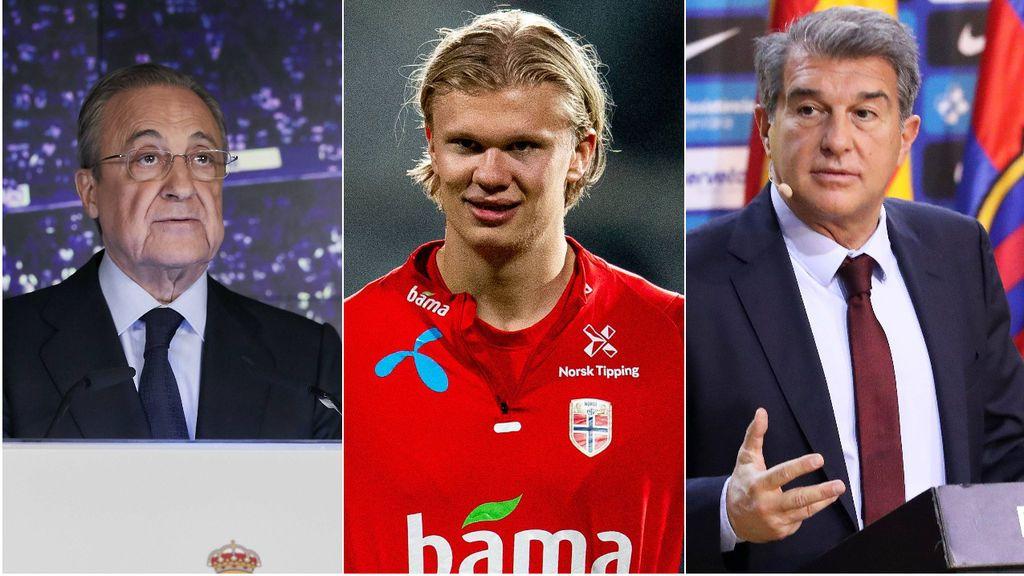 El plan de Haaland para salir del Dortmund: escuchará las ofertas de los grandes clubes, entre ellas Madrid y Bacelona