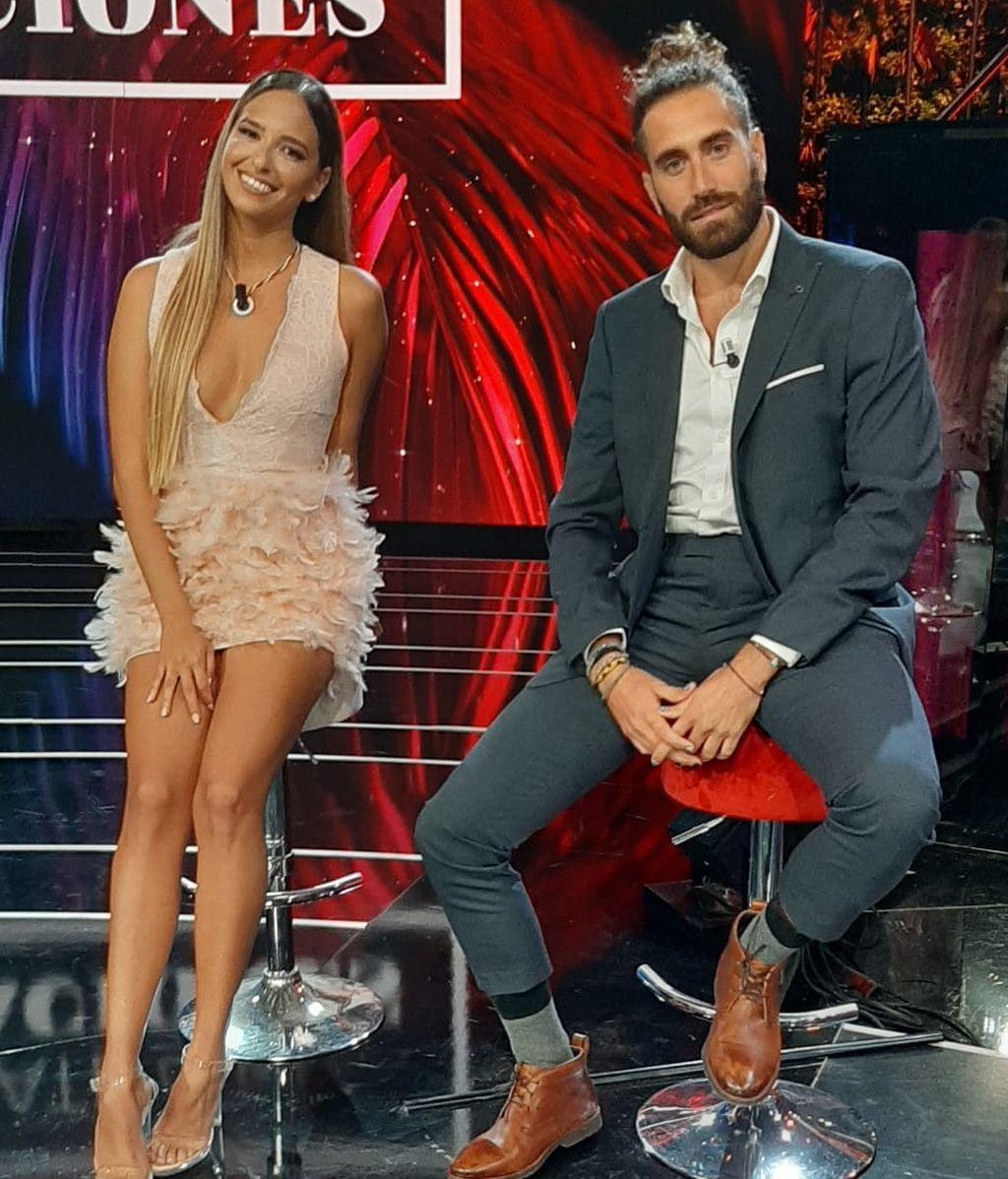 Claudia y Raúl