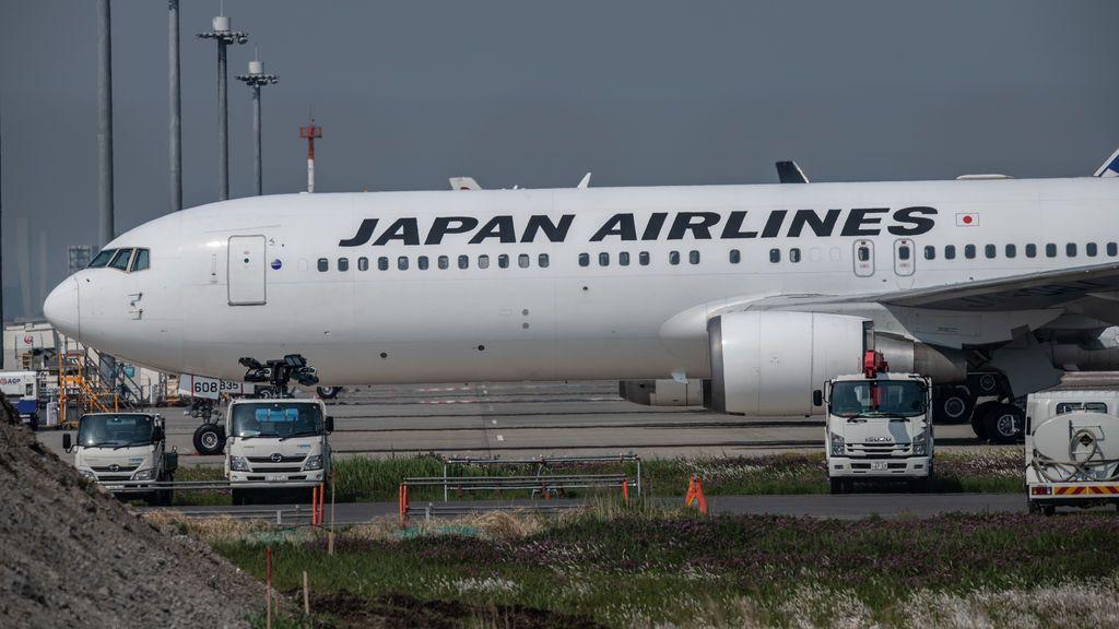 450 euros por cenar a bordo de un avión en Japón