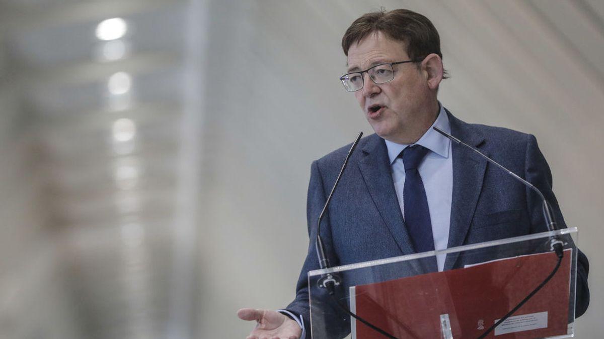 """Ximo Puig propone """"la suspensión temporal de patentes"""" para acabar con la escasez de vacunas contra la covid"""