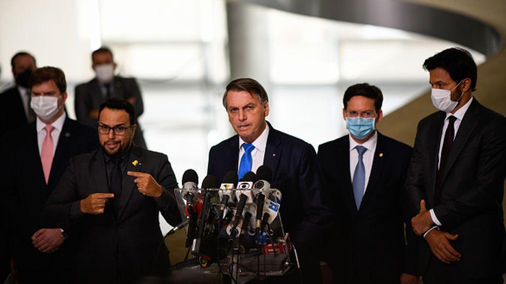 """Brasil pide a la ONU anticipar la entrega de vacunas por COVAX ante la """"dramática"""" situación por COVID-19"""