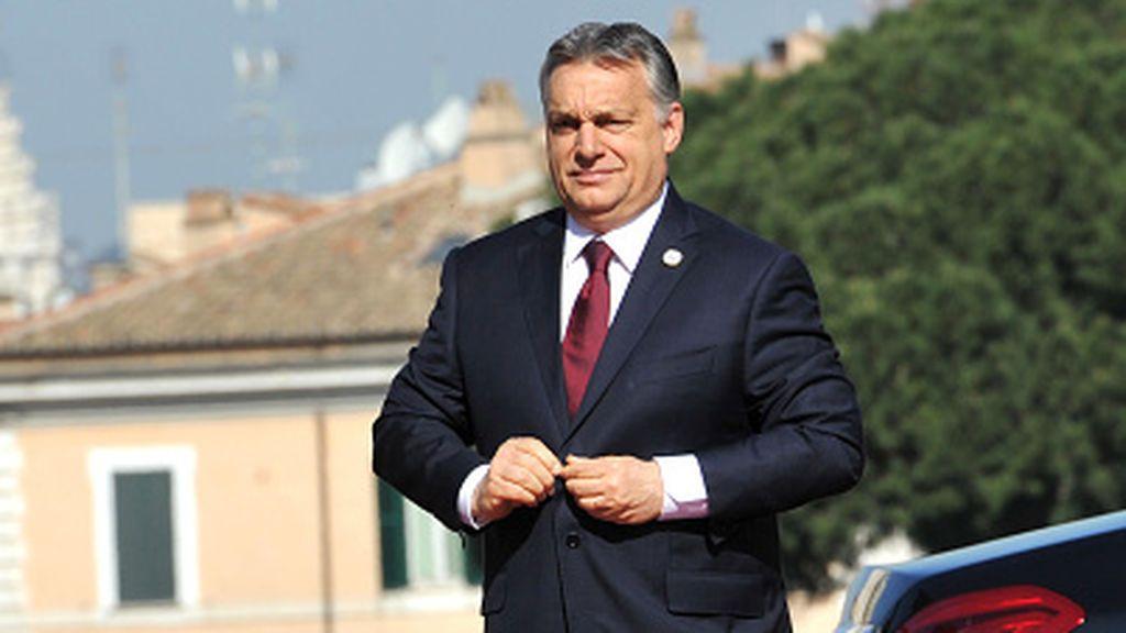 Orban trata de forjar un grupo conservador a la derecha del Partido Popular Europeo