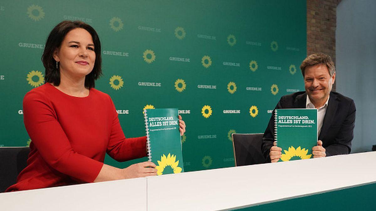 Los Verdes alemanes ya pisan los talones a la CDU de Merkel