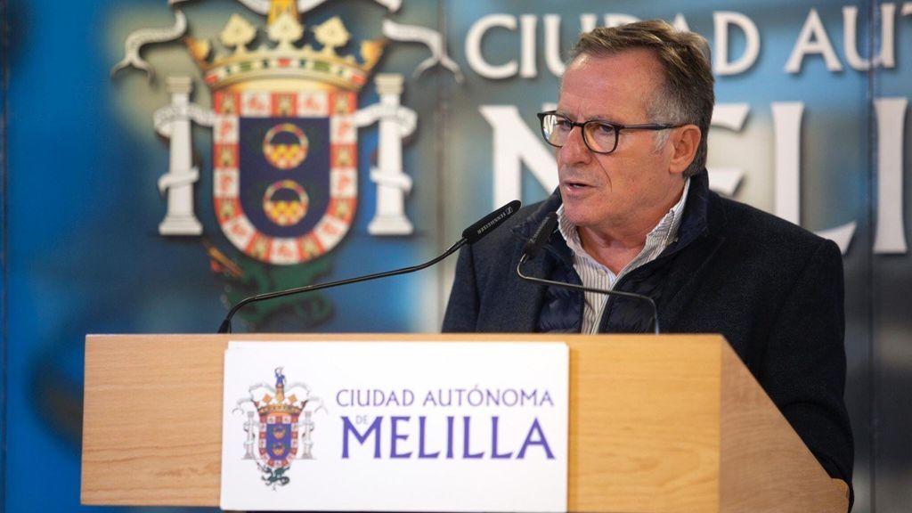 Cs expulsa al presidente de Melilla por ocultar que estaba imputado