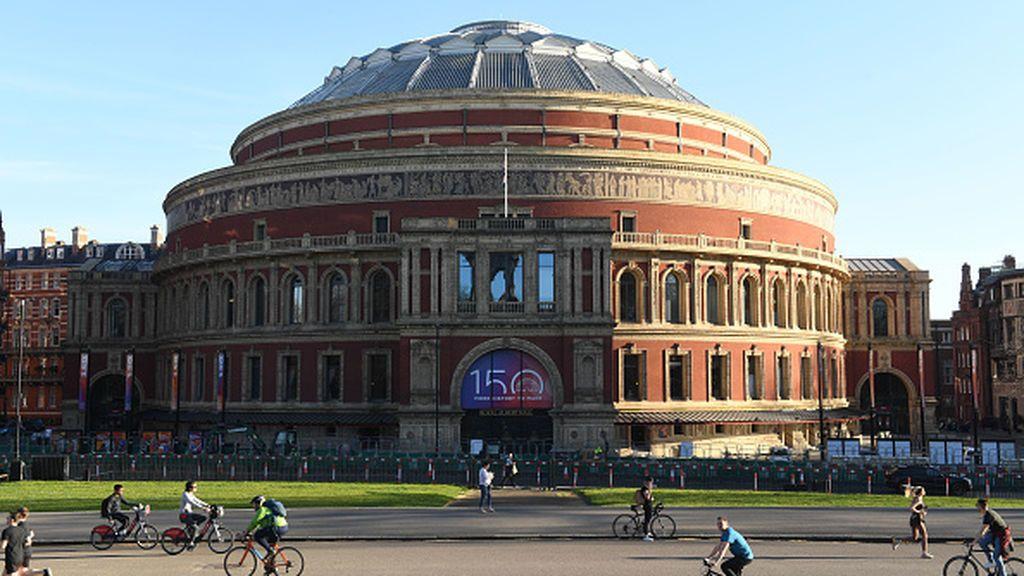 El Royal Albert Hall, la emblemática catedral de la cultura londinense, cumple 150 años