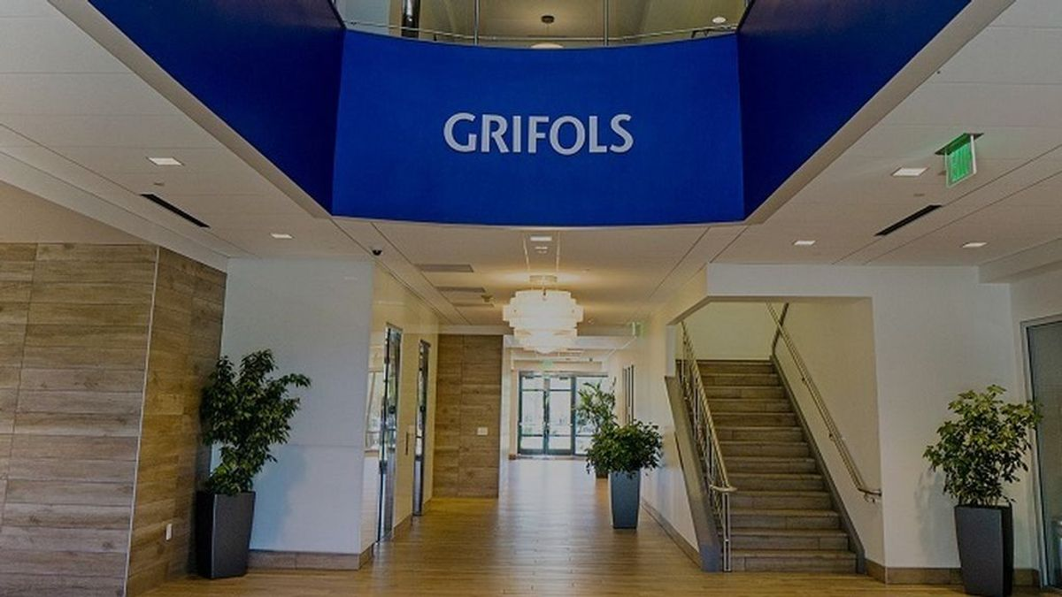 El tratamiento anticoronavirus de Grifols no logra resultados significativos en su ensayo clínico en fase 3