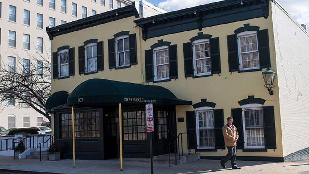 La ciudad de Washington, con su restaurante emblema The Monocle a la cabeza, recupera la normalidad