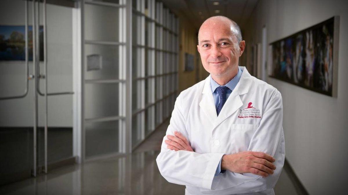 """Carlos Rodríguez, pediatra:""""La mitad de los cánceres infantiles no se diagnostican y la pandemia lo ha empeorado"""""""