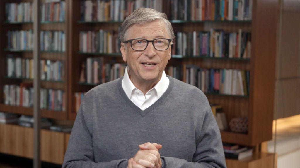 """Bill Gates, a los que se han puesto la vacuna de la gripe: """"Ya te has enfrentado a una variante de un virus"""""""