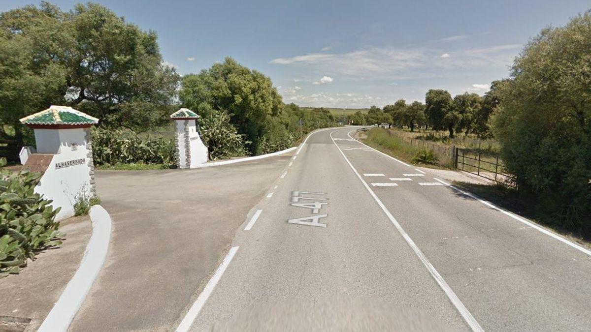 Finca donde ha escapado un toro bravo en Gerena (Sevilla)