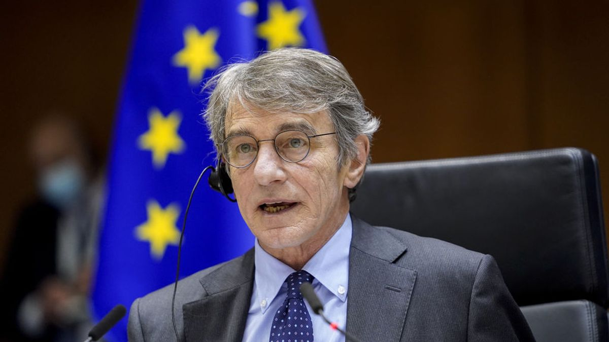 El presidente del Parlamento Europeo se solidariza con Iglesias tras el ataque a la sede de Podemos en Cartagena