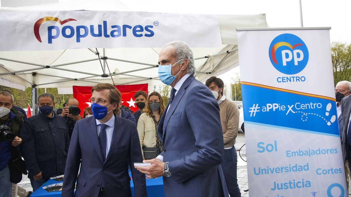 El PP denuncia a Podemos por contratar publicidad en Facebook antes del inicio de la campaña en Madrid