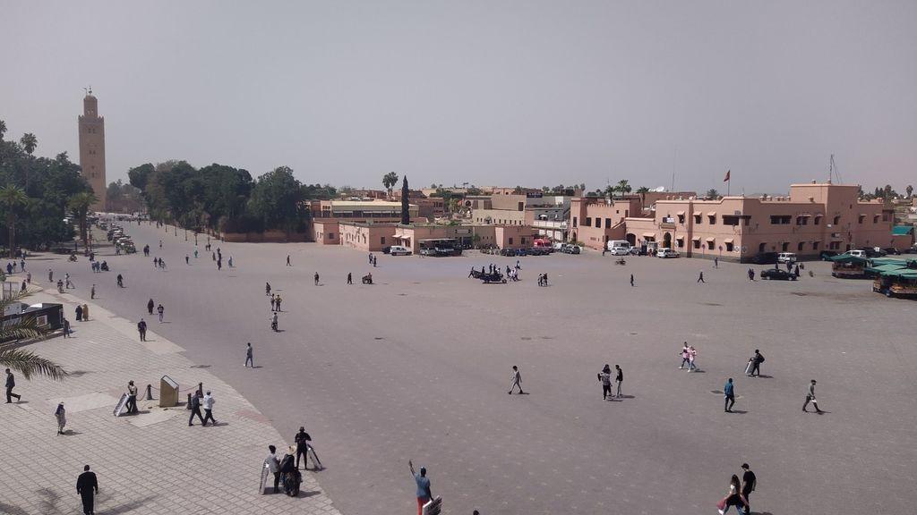 Marrakech, un año entre la tristeza y la intimidad