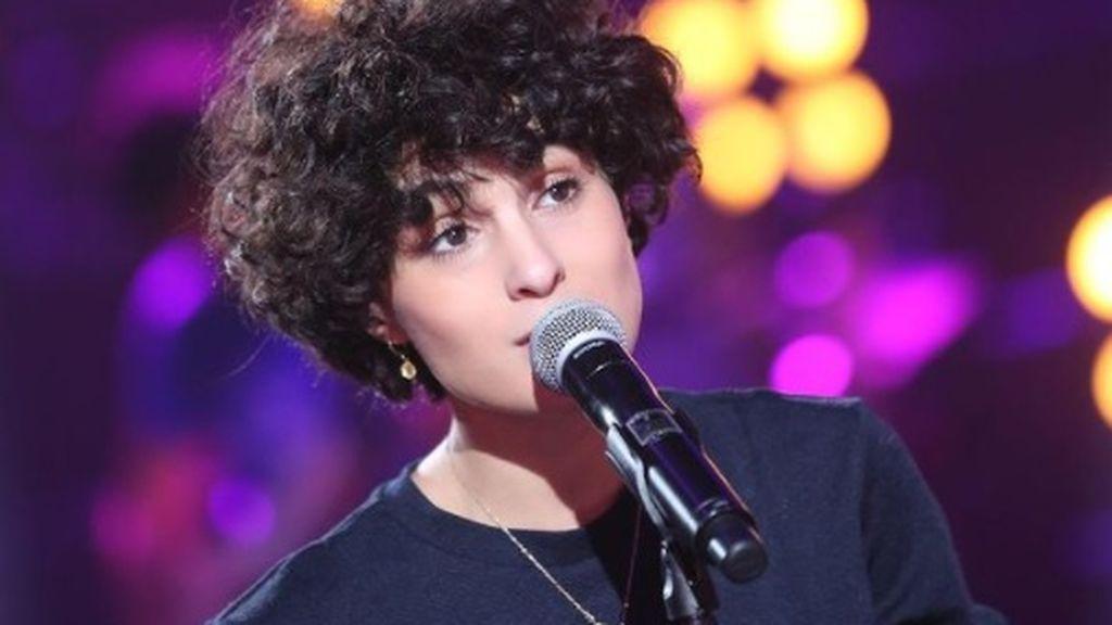 La cantante de 'Voilà' versiona a Rocío Jurado antes de actuar en el nuevo especial de Rocío Carrasco