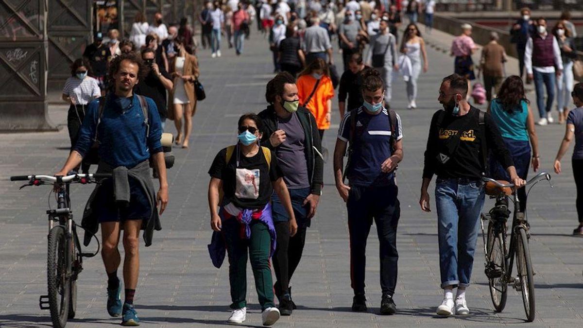 Cataluña baja por segundo día consecutivo la velocidad de contagio pero registra 35 muertes y 68 nuevos ingresos