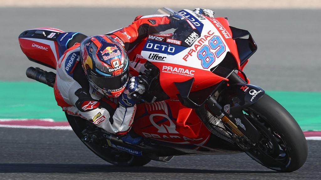 Quartararo gana en Doha y Jorge Martín se marca una buena carrera para terminar tercero