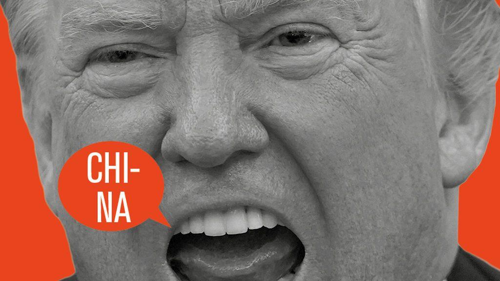Donald Trump, en 'Cómo acabar sigilosamente con la humanidad'