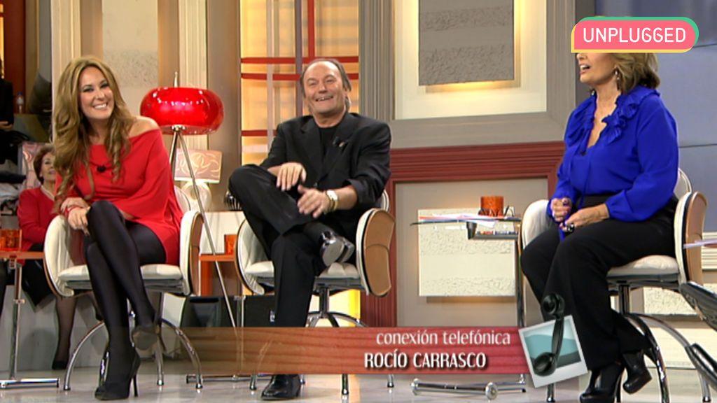 Amador Mohedano en 'QTTF'