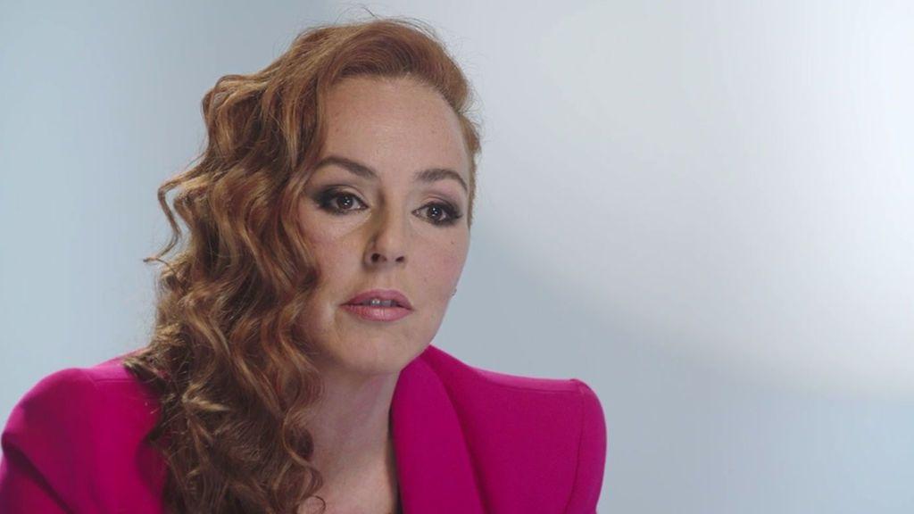 Rocío desmonta la versión de Antonio David con respecto a sus infidelidades Rocío, contar la verdad para seguir viva Temporada 1 Programa 3