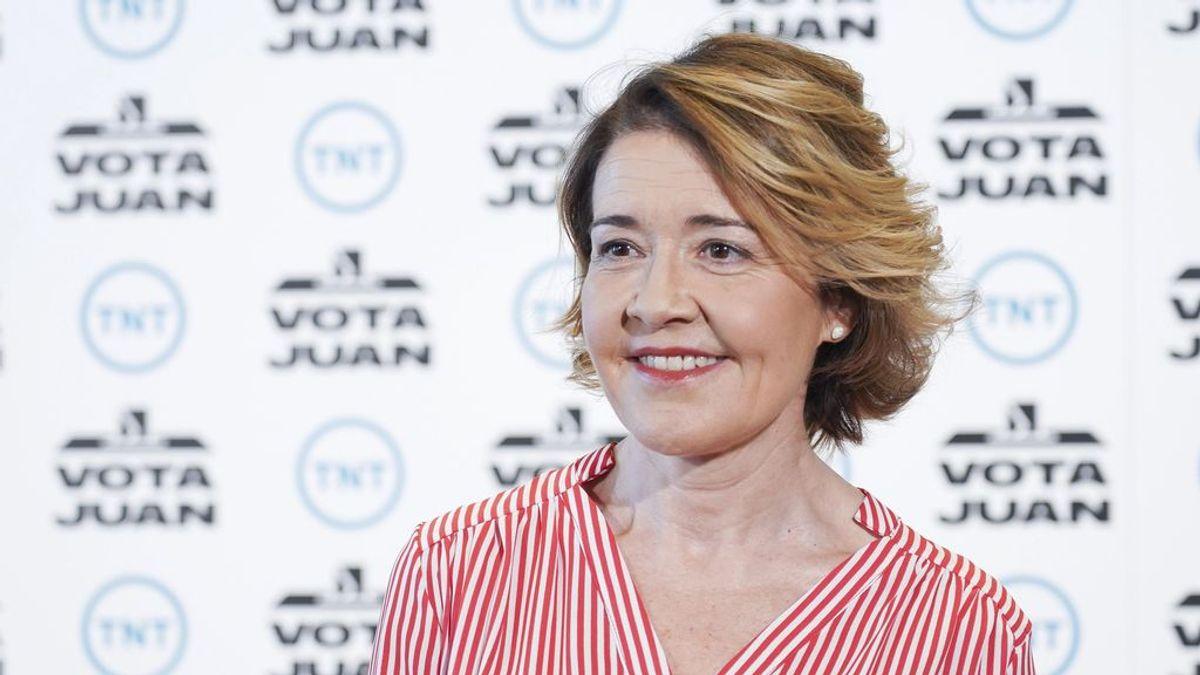 """María Pujalte sobre los 50: """"Son un cambio salvaje para la mujer, pero me siento más libre"""""""