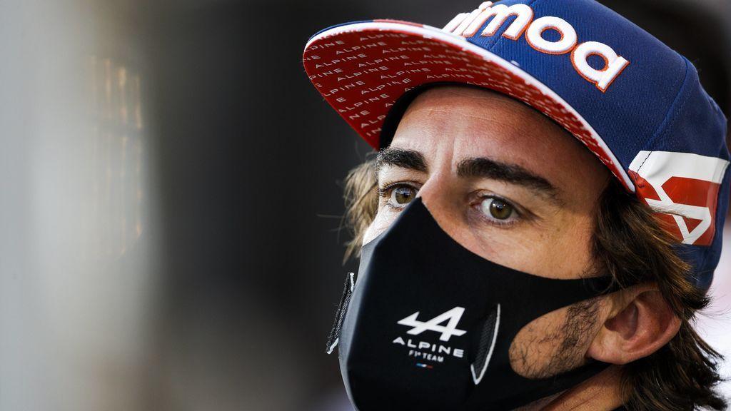 El secreto detrás del optimismo de Fernando Alonso: Alpine tendrá mejoras en el Gran Premio de Imola