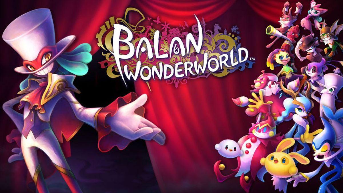 Análisis de Balan Wonderworld