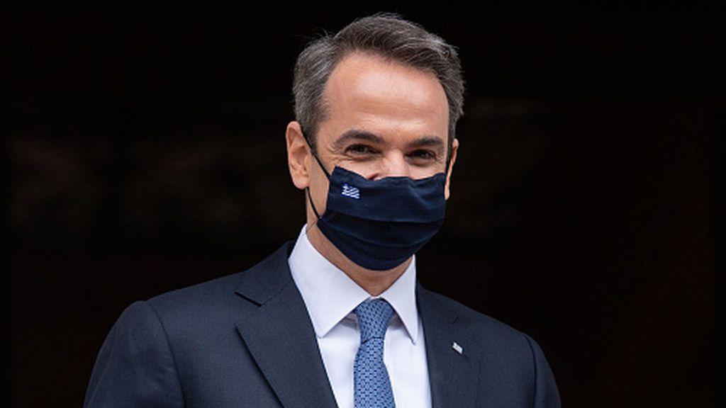 Grecia reabre los comercios bajo unas estrictas medidas de seguridad por la pandemia de COVID-19