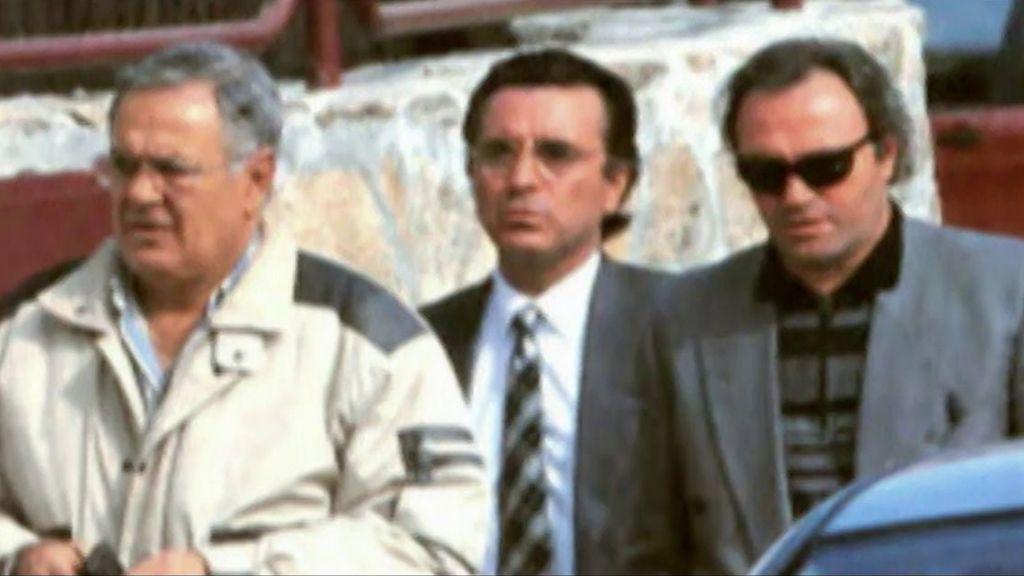 Pedro Carrasco, Ortega Cano y amador Mohedano