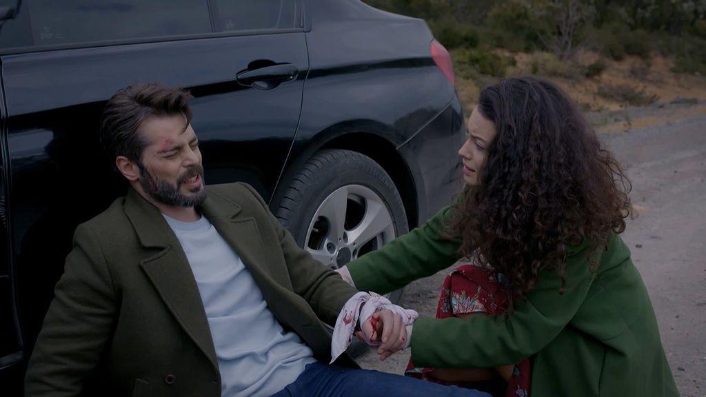 Un accidente que calma las aguas Ömer, sueños robados Temporada 1 Episodio 24