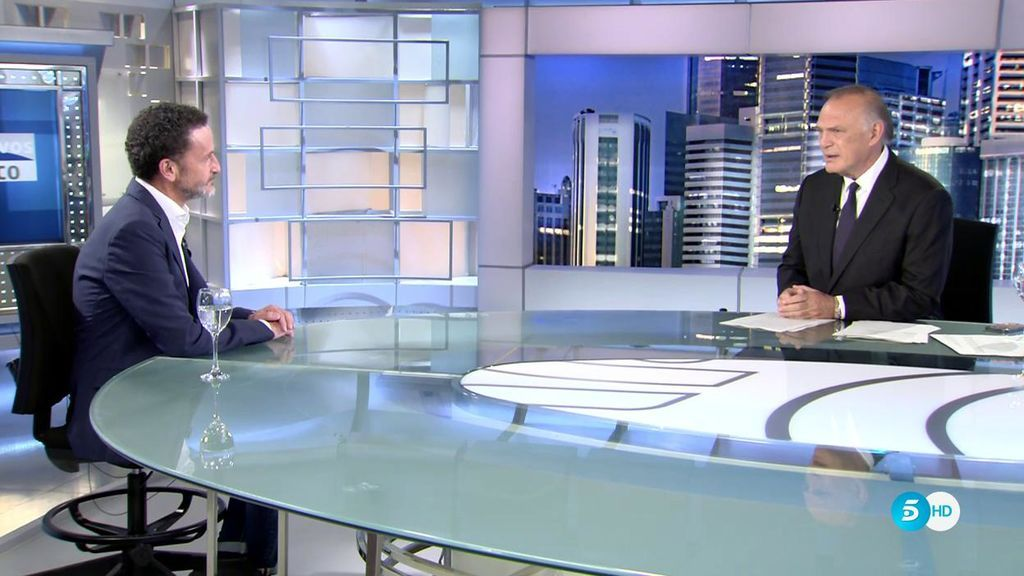 Entrevista íntegra Edmundo Bal