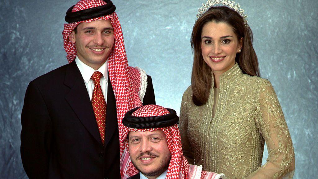 Sombras en la corte de Abdalá y Rania de Jordania: ¿por qué el príncipe  Hamzah está en arresto?